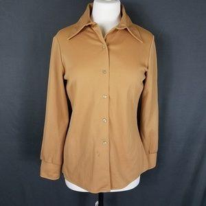 4 for $10- VTG Medium blouse read measurements